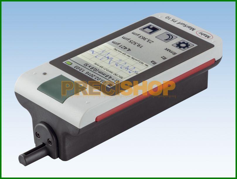 Mahr 6910230 Mobil érdességmérő MARSURF PS 10 SET RS232 vagy USB csatlakozással 350µm