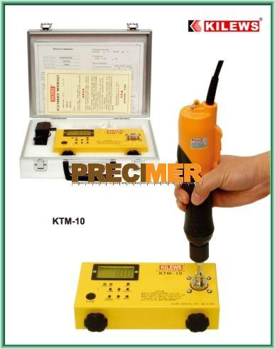 Nyomaték ellenőrző KILEWS KTM-10 ( 0,015-1,000Nm)