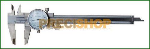 MIB 01004003, 41004003 Mérőórás tolómérő, DIN 862, 150 mm