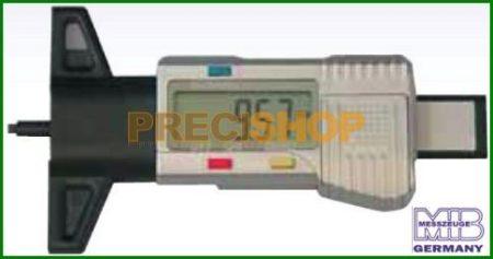 Digitális gumiabroncs profil mélységmérő  25 mm / 0,01mm   01007019