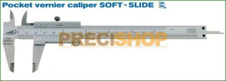 Tolómérő Helios - Preisser 0197501, 0-150/0,05mm, SOFT - SLIDE