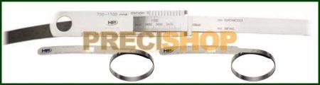 Kerületmérő szalag, 940-2200mm Preisser  0458103