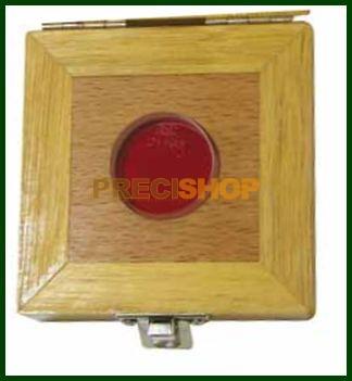 MIB 06061073 Mikrométer beállító etalon, Síküveg  D=45mm