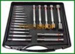 MIB 08088336  Menetes idomszer készlet DIN 13;  21-részes, 2 - 30 mm