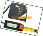 MIB 09091025 digitális mérőszalag 5m