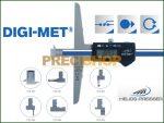 Univerzális digitális mélységmérő 500/0,01 mm Helios - Preisser 1379728