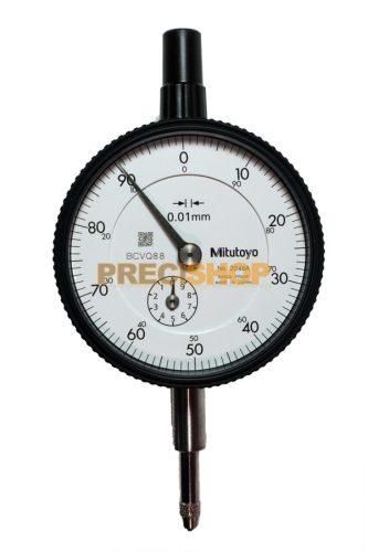 Mitutoyo Analóg mérőóra 10/0,01mm Ø 57 mm 2046A