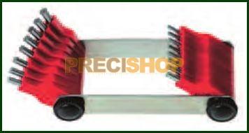 Fúvóka- mérő készlet 16db,  1,5-3,0mm Horex  2606602