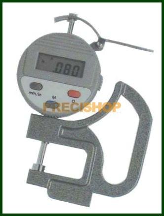 Digitális  Gyors-Vastagságmérő  20/0,01mm ( Fólia) Horex  2728701