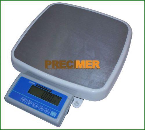 ENWRP-60 Hitelesíthető tömegmérő mérleg, háttérvilágítós LCD kijelzővel
