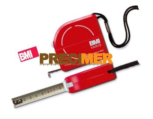BMI VARIO rozsdamentes mérőszalag 5 m / 16 mm