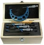 MIB 41017065 Mikrométer készlet  0 - 100 mm