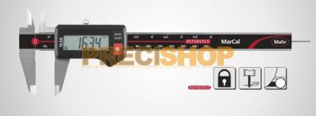 "Mahr 4103011 MarCal. Digitális tolómérő 16 ER Referencia rendszer 150mm(6"") coll"