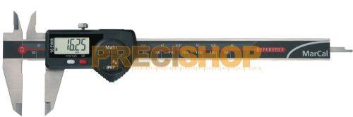 """Mahr 4103066 MarCal. Digitális tolómérő 16 EWR Referencia rendszer, IP67 védelem 150mm(6"""") coll"""