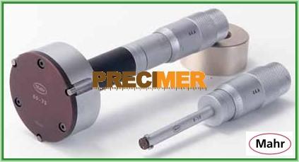 Mahr 4190312 Hárompontos furatmikrométer 44A 70-85mm