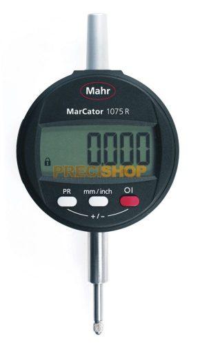 Mahr 4336010 MarCator 1075 R. Digitális mérőóra 12,5/0,01mm