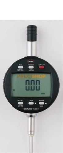 """Mahr 4337131 MarCator. Digitális mérőórák 1086 R 25mm 0,01/ 0005"""""""