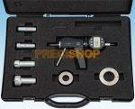 Mahr 4487760 Hárompontos gyors furatmikrométer Micromar 844 AS REF ABS TOL IP42 LOCK USB/RS232/Digimatic 6-12mm