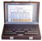 MIB 46062007 Mérőhasáb készlet 47 részes  DIN EN ISO 3650/3