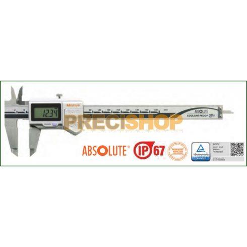 Mitutoyo Digitális tolómérő, IP67, adatkimenettel 200 mm 500-717-20