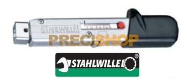 Stahlwille  730/4  MANOSKOP® Nyomatékkulcs 8-40/1,0Nm (Rátűzőfejes)