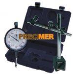 MIB 01005020 Mérőóra állvány készlet, finombeállítóval, dobozban