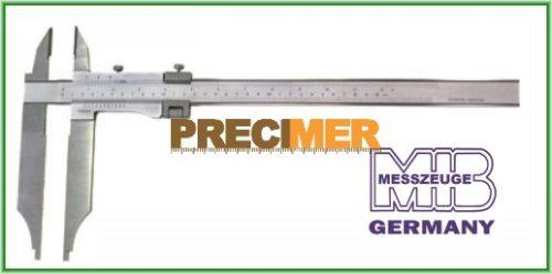 MIB 01014046 Műhely tolómérő, 0-500/0,05mm DIN 862