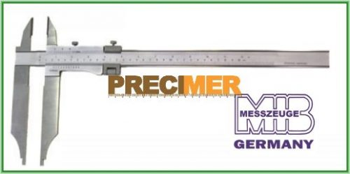 MIB 01014051 Műhely tolómérő,DIN 862 0-800/0,05mm, 41014051
