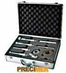 MIB 01022070 Hárompontos Furatmikrométer készlet 6-12mm