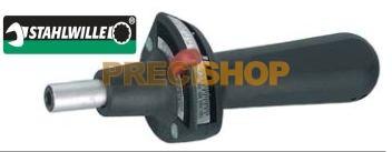 Nyomatékcsavarhúzó  Stahlwille  760/7.5   Torsiometer  15-75cNm, skála: 2,5cNm