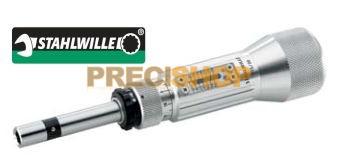 Nyomatékcsavarhúzó  Stahlwille  775/30   Torsiomax  40-300cNm,   skála: 1,0cNm