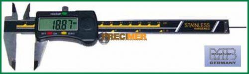 MIB 02026065 Digitális tolómérő 150/0,01mm DIN 862