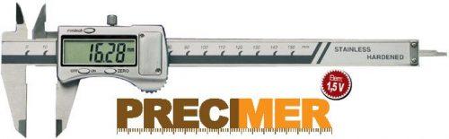 MIB 02026086 Digitális tolómérő, 0-150/0,01mm DIN 862