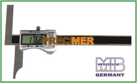 MIB 02026232 Digitális horonymérő  0-300/0,01mm
