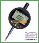 MIB 02031025 Precíziós digitális mérőóra 0-12,5mm/ 0,01 mm, 42031025,  Megfordítható mérésirány!