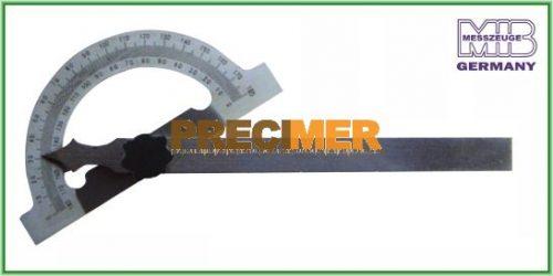 MIB 05058003 Szögmérő 200 x 300 mm 0 - 180°