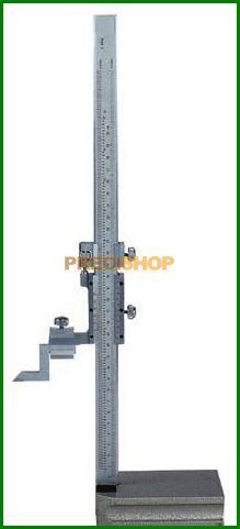 MIB 06067020 Magasságmérő DIN862, nóniusz 1/20  300/0,05mm