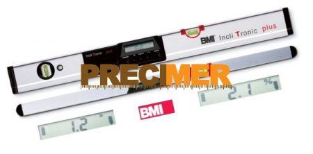 BMI Digitális vízmérték 60 cm