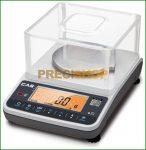 CAS XE PLUS hiteles labor mérleg 300 g, d=e=0.01 g