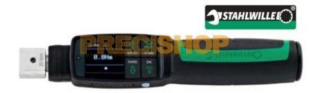 Nyomatékkulcs Stahlwille  714/2  MANOSKOP®  Digitális Nyomatékkulcs 2-20/0,01Nm (Rátűzőfejes, kattanó)