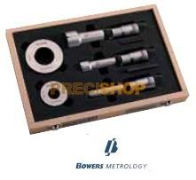 Bowers SXTA3M háromponton mérő furatmikrométer készlet 6-10mm