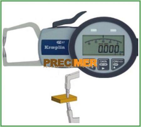 KROEPLIN Tapintókaros mérőóra Digitális C110