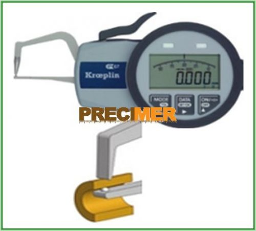 KROEPLIN Tapintókaros mérőóra Digitális C1R10S