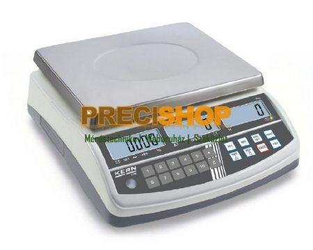 KERN CPB 15K0.2N digitális darabszámláló mérleg 0-15 kg