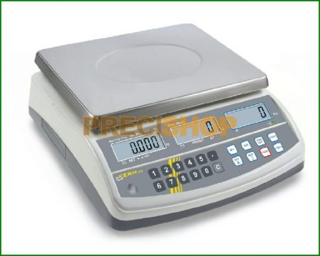 KERN CPB 30K0.2N digitális darabszámláló mérleg 0-30 kg