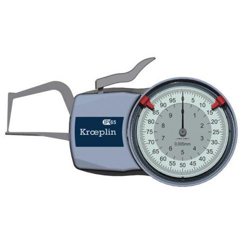 KROEPLIN Tapintókaros mérőóra Analóg D1R10S