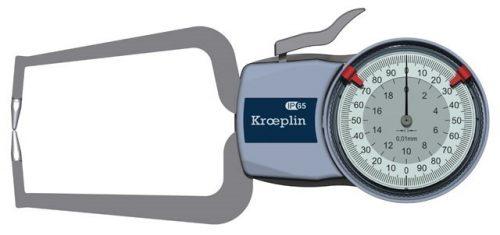 KROEPLIN Tapintókaros mérőóra Analóg D220