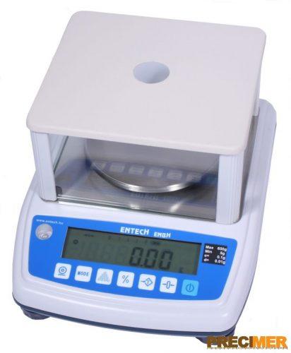 ENBH-hitelesíthető labormérleg 150g ENBH-150 átm 120mm