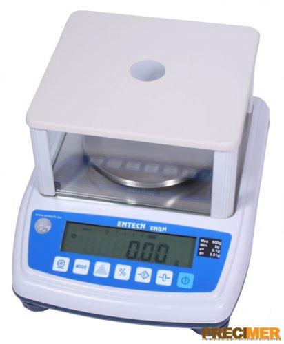 GY-ENBH-hitelesíthető labormérleg  6000g ENBH-6000 - 140x150mm