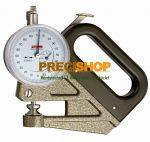 Fóliavastagság-mérő , analóg mérőórával,  0-1/0,001mm  Käfer F 1000/30